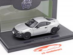 Toyota 86 RC sterling silber metallic 1:43 Ebbro