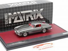 Ferrari 250 GT Berlinetta Speciale Bouwjaar 1956 Grijs metalen 1:43 Matrix