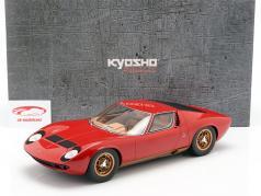 Lamborghini Miura P400 S Année de construction 1968-1971 rouge 1:12 Kyosho