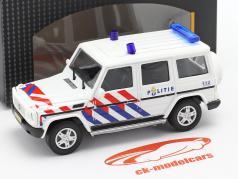 Mercedes-Benz Clase G policía Países Bajos 1:43 Cararama