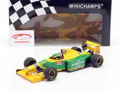 M. Schumacher Benetton B193B #5 1er Accueil Podium allemand GP F1 1993 1:18 Minichamps