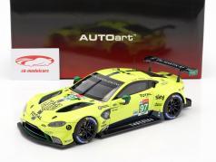 Aston Martin Vantage GTE #97 24h LeMans 2018 Lynn, Martin, Adam 1:18 AUTOart