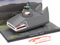 Dragon Tank James Bond Moive Carro Dr No 1:43 Ixo