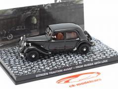 Citroen Traction Avant coche James película de James Bond Desde Rusia con Amor 1:43 Ixo