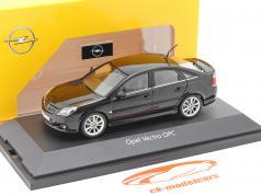 Opel Vectra OPC zwart 1:43 Schuco