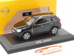 Opel Antara schwarz 1:43 Norev