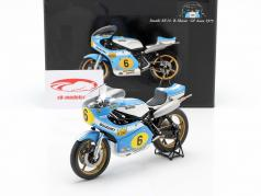 Suzuki XR 14 #6 GP Assen 1975 Barry Sheene 1:12 Minichamps