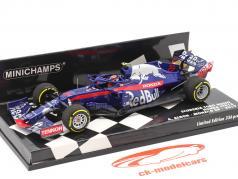 Alexander Albon Scuderia Toro Rosso STR14 #23 Monaco GP F1 2019 1:43 Minichamps