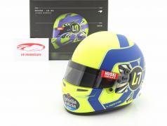 Lando Norris McLaren MCL35 #4 formule 1 2020 helm 1:2 Bell