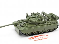 Panzer T-55 James Bond film voiture Goldeneye 1:50 Ixo