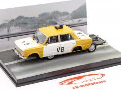 Lada 1500 James Bond Movie Car der Hauch des Todes 1:43 Ixo