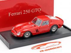 Ferrari 250 GTO Year 1962 red 1:43 Brumm