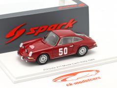 Porsche 911 #50 Rallye Monte Carlo 1966 Perrier, de Pasquier 1:43 Spark