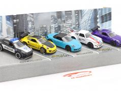 5-Car Set Porsche Edition Giftpack 1:64 Majorette