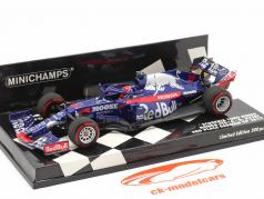 D. Kvyat Scuderia Toro Rosso STR14 #26 3rd Deutschland GP F1 2019 1:43 Minichamps