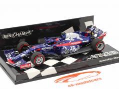 Daniil Kvyat Scuderia Toro Rosso STR14 #26 3ro alemán GP F1 2019 1:43 Minichamps