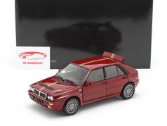 Lancia Delta HF Integrale Evoluzione 2 Final Édition 1992 rouge 1:18 Kyosho