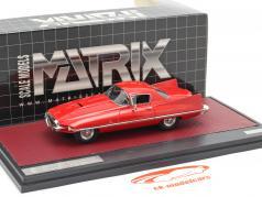 Ferrari 410 Superamerica Coupe Ghia Baujahr 1955 rot 1:43 Matrix