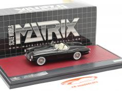 Ferrari 212/225 Inter Barchetta Touring year 1952 black 1:43 Matrix