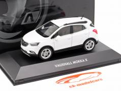 Vauxhall (Opel) Mokka X abalone Wit 1:43 iScale