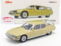 Citroen SM Shooting Brake Baujhar 1970-1975 gold metallic 1:18 Schuco