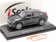 Mercedes-Benz GLE Coupe (C167) 2020 smaragd grøn metallisk 1:43 iScale