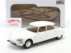 Citroen DS Baujahr 1972 weiß 1:18 Solido