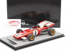 Jacky Ickx Ferrari 312B2 #4 3e Monaco GP formule 1 1971 1:18 Tecnomodel