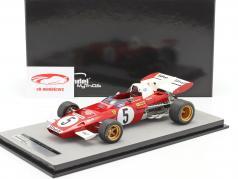 Mario Andretti Ferrari 312B2 #5 4to alemán GP F1 1971 1:18 Tecnomodel
