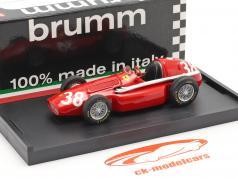 Mike Hawthorn Ferrari 553 Squalo #38 Vincitore GP Spagna Formula 1 1954 1:43 Brumm