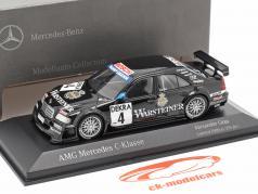 Mercedes-Benz AMG C-Klasse DTM #4 DTM 1996 Alexander Grau 1:43 Minichamps
