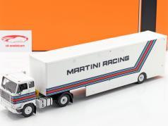 Volvo F88 Racing transporter Brabham Martini Racing formel 1 1:43 Ixo