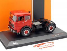 Fiat 619 N1 Truck year 1980 red 1:43 Ixo