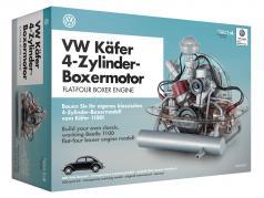 Volkswagen VW Krakeling kever 4-cilinder boxermotor 1946-1953 Kit 1:4 Franzis