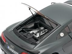 Audi R8 V10 Plus Coupe camuflaje estera verde 1:18 Kyosho