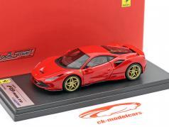 Ferrari F8 Tributo Ano de construção 2019 corsa vermelho 1:43 LookSmart