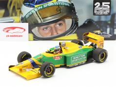 Michael Schumacher Benetton B193B #5 2do San Marino GP F1 1993 1:18 Minichamps