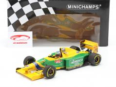 Michael Schumacher Benetton B193B #5 优胜者 葡萄牙 GP F1 1993 1:18 Minichamps