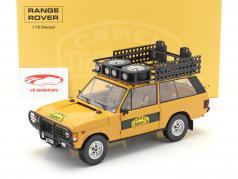 Land Rover Range Rover Camel Trophy Sumatra 1981 1:18 Almost Real