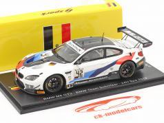 BMW M6 GT3 #42 24h Spa 2019 Farfus, Edwards, Tomczyk 1:43 Spark