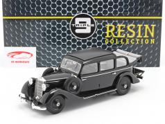 Mercedes-Benz 260 D (W138) Pullman Landaulet 1936 sort 1:18 Triple9