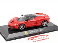 Ferrari LaFerrari año 2013 rojo / negro 1:43 Altaya