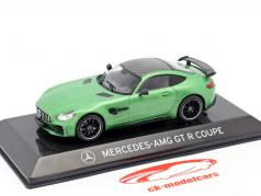 Mercedes-Benz AMG GT-R Coupé (C190) green hell magno 1:43 Altaya