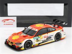Augusto Farfus BMW M4 DTM #18 DTM 2016 BMW Team MTEK 1:18 Norev / 2nd choice