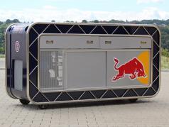 Original formula 1 Grid Trolley Daniel Ricciardo #3 Infiniti Red Bull Racing 2014