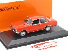 Opel Ascona A Anno di costruzione 1970 rosso 1:43 Minichamps