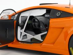 Lamborghini Gallardo GT3 FL2 year 2013 orange metallic 1:18 AUTOart