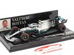 Valtteri Bottas Mercedes-AMG F1 W10 #77 2e Brits GP F1 2019 1:43 Minichamps