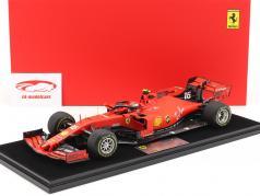 Charles Leclerc Ferrari SF90 #16 Vinder Belgien GP formel 1 2019 1:18 LookSmart