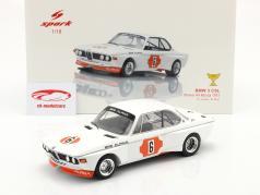 BMW 3.0 CSL #6 Ganador 4h Monza 1973 Lauda, Muir 1:18 Spark